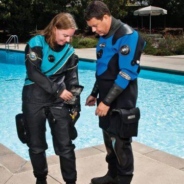 Curso de submarinismo en Costa Brava  de Traje Seco
