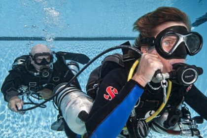 Curso PADI Instructor Especialidad Sidemount