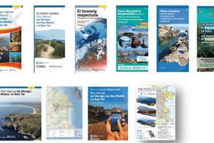 Guias del Parque Natural del Montgrí, las Islas Medes y el Bajo Ter
