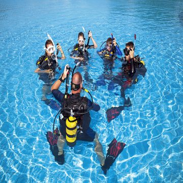 Pool SSI xalocdivingcenter